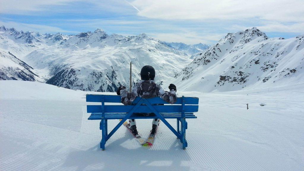 Davos Ski Slope